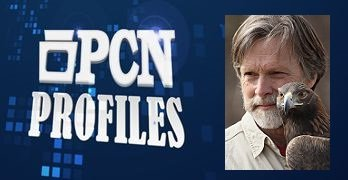 Jack Hubley, Master Falconer and President of the Pennsylvania Falconry & Hawk Trust, Sunday at 8:25 pm