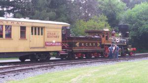 NCRR Train