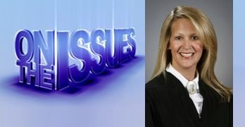 Sallie Mundy, Republican for PA Supreme Court: Monday at 8 pm