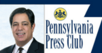 PA Press Club with Senate Minority Leader Jay Costa