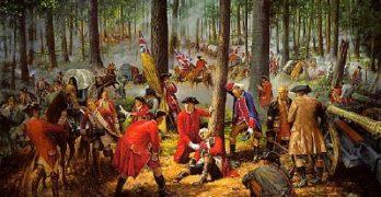 Battlefield Pennsylvania: Battle of the Monongahela, Sunday at 6 pm