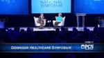 Hillary Clinton at Geisinger Healthcare Symposium