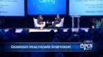 Howard Dean at Geisinger Healthcare Symposium