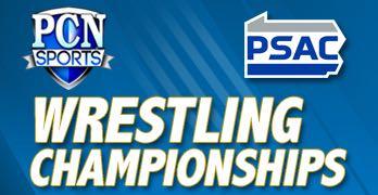 2017 PSAC Wrestling Championships, Friday at 7 pm
