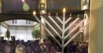 Chanukah, Festival of Lights Celebration: LIVE Stream Wednesday at 4:30 pm