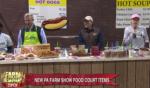 PA Farm Show Food Court Items