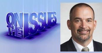 Craig Lehman, Democrat for Lt. Governor, Tuesday at 8pm