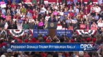 President Donald Trump Pittsburgh Rally