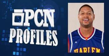"Chris ""Handles"" Franklin, Guard for the Harlem Globetrotters: August 26 at 8:30 pm"