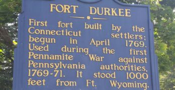 Battlefield Pennsylvania: The Pennamite-Yankee Wars, August 26 at 6pm