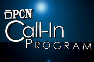 PCN Call In Program