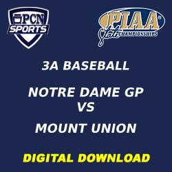 2019 PIAA 3A Baseball Championship