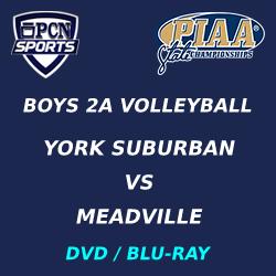 2019 PIAA Boys 2A Volleyball Championship