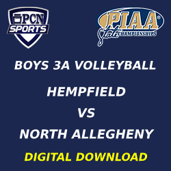 2018 PIAA Boys 3A Volleyball Championship