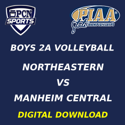 2018 PIAA Boys 2A Volleyball Championship