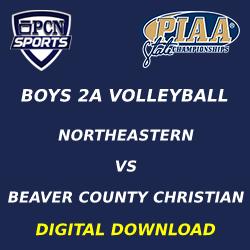 2017 PIAA Boys 2A Volleyball Championship