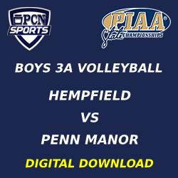 2016 PIAA Boys 3A Volleyball Championship