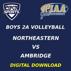 2016 PIAA Boys 2A Volleyball Championship
