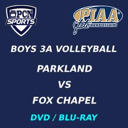 2015 PIAA Boys 3A Volleyball Championship