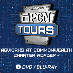 2019 PCN Tours: Agworks at Commonwealth Charter Academy