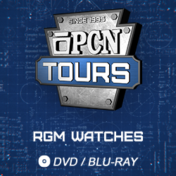 2017 PCN Tours: RGM Watches