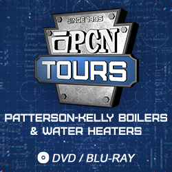 2017 PCN Tours: Patterson-Kelley Boilers & Water Heaters