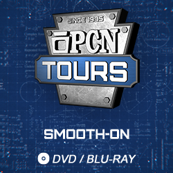 2017 PCN Tours: Smooth-On