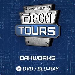 2017 PCN Tours: Oakworks