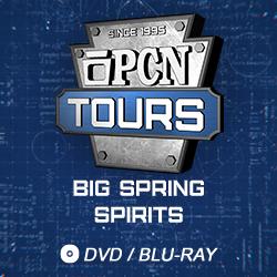2016 PCN Tours: Big Spring Spirits