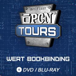 2016 PCN Tours: Wert Bookbinding