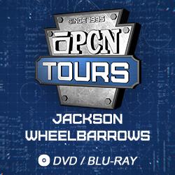2016 PCN Tours: Jackson Wheelbarrows