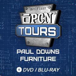 2016 PCN Tours: Paul Downs Furniture