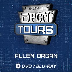 2016 PCN Tours: Allen Organ