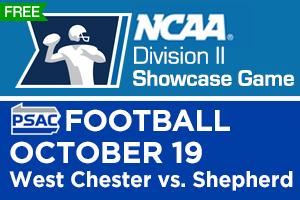 NCAA DII Showcase Game PSAC Football