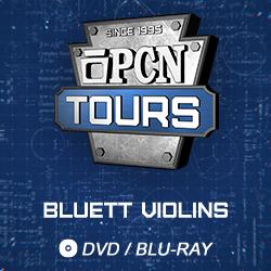 2019 PCN Tours: Bluett Violins