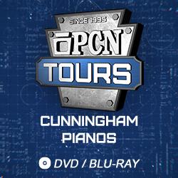 2019 PCN Tours: Cunningham Pianos