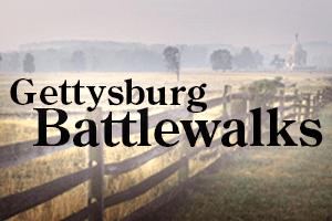 Gettysburg Battlewalks