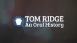 tom ridge an oral history logo