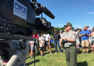 gettysburg national military park battlewalk