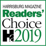 Harrisburg Magazine Readers Choice for Large Business