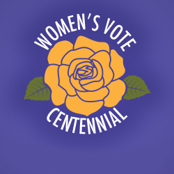 womens vote centennial