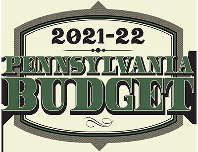 Pennsylvania Budget 2021 logo