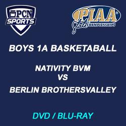 2021 PIAA boys 1A basketball championships