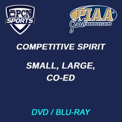 Compeititve Spirit - Small, Large, coed