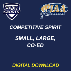 piaa competitive spirit - small, large, coed