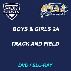 PIAA Boys & Girls 2A Track & Field DVD or Blu ray