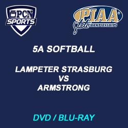 5a softball championship dvd and blu-ray. lampter strasburg vs. armstrong