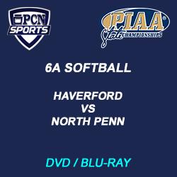 6a softball championship dvd and blu-ray. haverford vs. north penn.