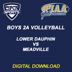 boys 2a volleyball digital download. lower dauphin vs. meadville.