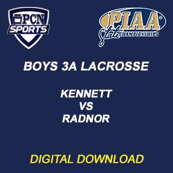 boys 3a lacrosse digital download. kennett vs. radnor.